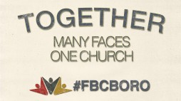 Together Many Faces One Church